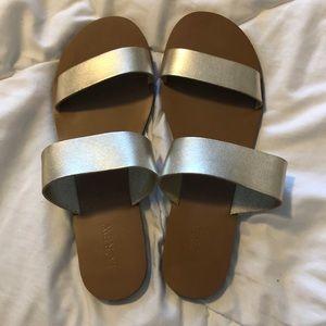 Shoes - JCrew boardwalk sandals